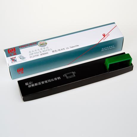 天威黑色/BLSCK 12.7MM*10M色带天威(PrintRite) DPK800-10m,12.7mm 色带芯RFR186BPRJ