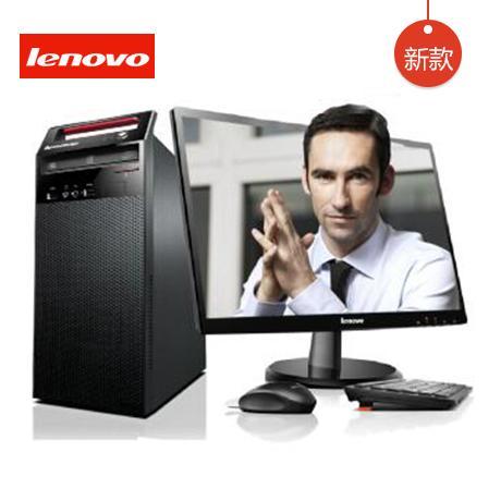 联想扬天商用台机W4093C联想扬天商用电脑W4092,I3/4G/500G/DVD/Win7(PCI/串/并口) 标配主机+ 20W LED显示器