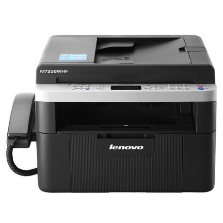 联想(Lenovo)M7256WHF黑白激光一体机 (四合一)联想(Lenovo)M7256WHF黑白激光一体打印机 (打印 复印 扫描 传真)