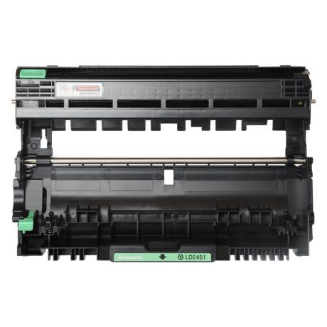 联想(Lenovo)LD2451硒鼓联想(Lenovo)LD2451硒鼓(适用LJ2605D/LJ2655DN/M7605D/M7615DNA/M7455DNF/7655DHF打印机)